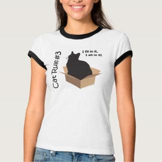 Cat Rule #3 Lite Shirts