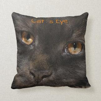 Cat´s Eye Pillow