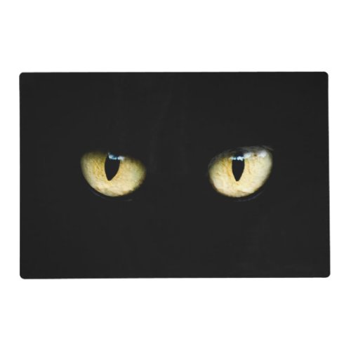 Catâs Eyes Placemat