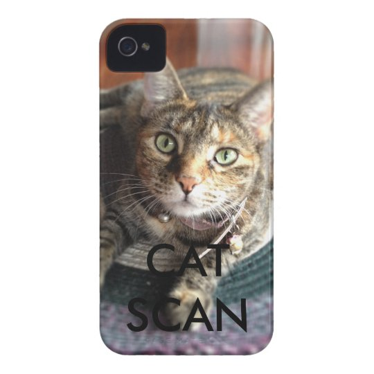 CAT SCAN IPHONE COVER
