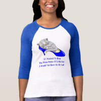 Cat Shoes T-Shirt