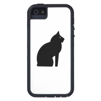 Cat Silhouette Case For iPhone 5