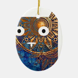 cat simple.jpg ceramic ornament