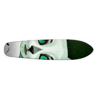 Cat Skateboard Deck