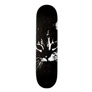 Cat Skateboard Deck at Zazzle