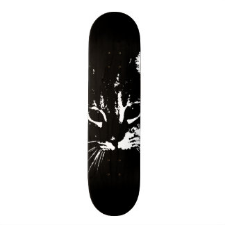 Cat Skateboard Deck