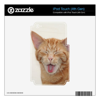 cat skins for iPod touch 4G