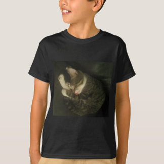 Cat Sleeping T-Shirt