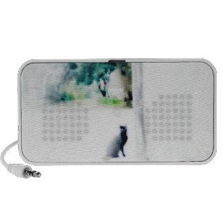 Cat iPod Speakers