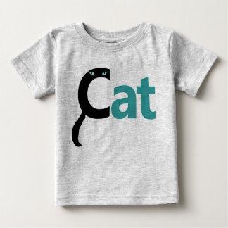 Cat Spells Cat - Blue Shirt