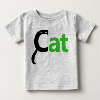 Cat Spells Cat - Green Shirt