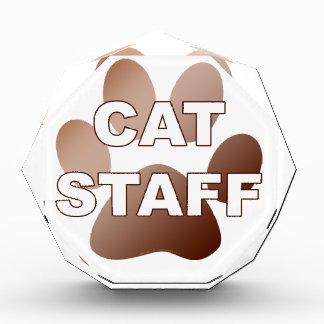 Cat Staff Award