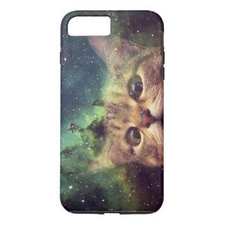 Cat Staring into Space iPhone 8 Plus/7 Plus Case