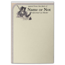 Cat Stationery -Large Size- Post It Post-it Notes