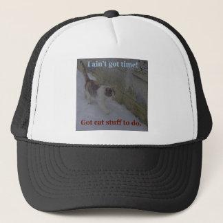 Cat Stuff Trucker Hat