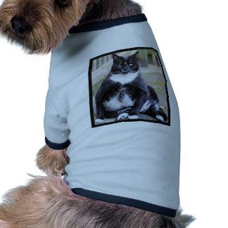 CAT STYLE PET T-SHIRT