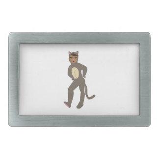 Cat Suit Belt Buckles