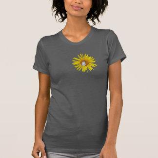 Cat sunshine and sunflower fun summer wear t shirt