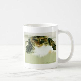 Cat-suprise Coffee Mug