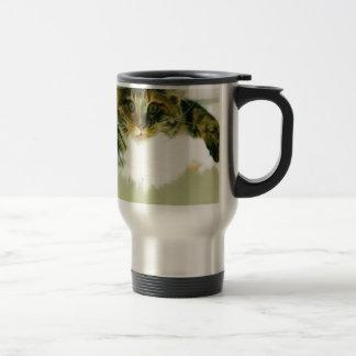 Cat-suprise Travel Mug