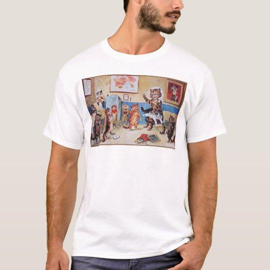 Cat T-shirt:  Funny Cats T-Shirt