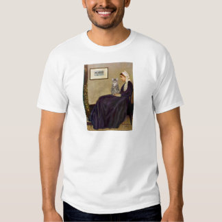 CAT (Tabby 1) - Whistlers Mother T Shirt