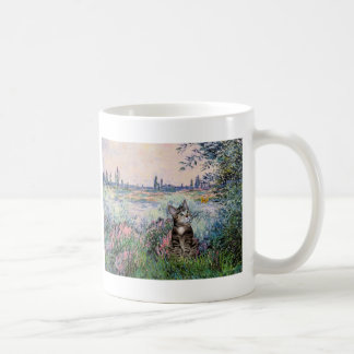 Cat (Tabby 2) - By the Seine Mugs
