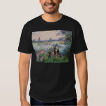 Cat (Tabby 2) - By the Seine T-shirt