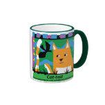Cat-tail Cup Coffee Mug