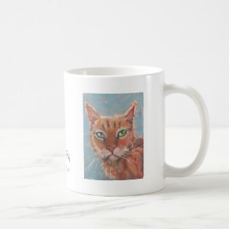 Cat Tail Gallery Cat Mug - Oldie But Goodie