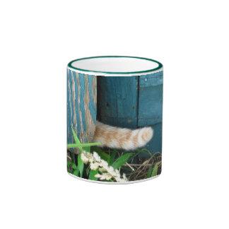 Cat Tail ~ mug