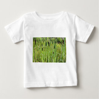 Cat Tails Baby T-Shirt