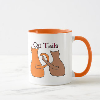 Cat Tails Kitchen MUG