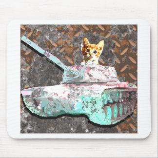 Cat Tank Mousepads