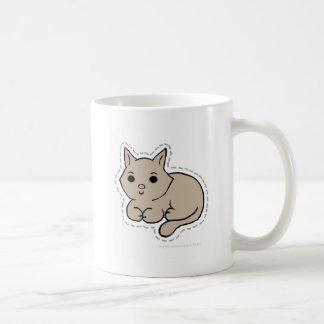 CAT TAZA DE CAFÉ