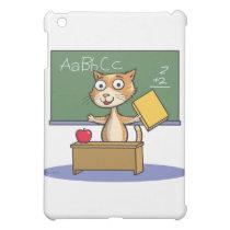 Cat Teacher Case For The iPad Mini