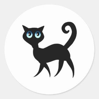 Cat Template Sticker