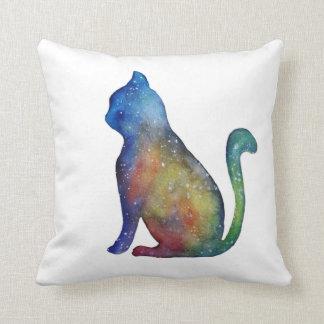 Cat Throw Cushion