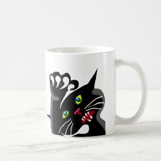 Cat to guard your mug