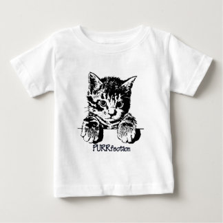CAT Todler T-Shirt Purrfection