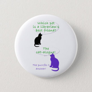 Cat-toons Pinback Button