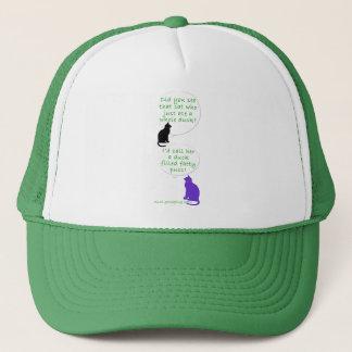 Cat-toons Trucker Hat