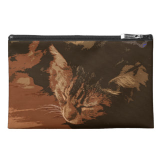 Cat travel bag travel accessory bags
