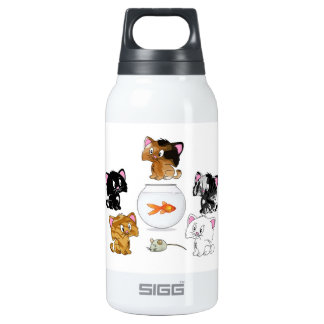 Cat Treats SIGG Thermo 0.3L Insulated Bottle