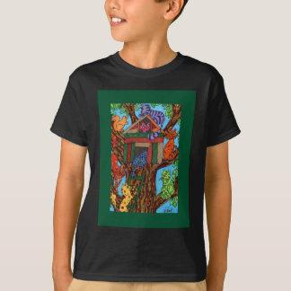 Cat Tree House T-Shirt