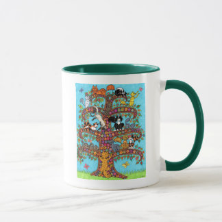 Cat Tree of Life 2 Mug