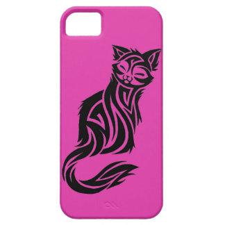 Cat Tribal Tattoo phone case floral feline pet pet