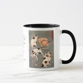 Cat Truth Quote Gift Mug