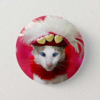 Cat Valentine Button