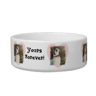 Cat Valentine Cat Bowl by Gail Vass